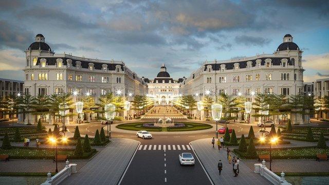 Khu đô thị mới DANKO CITY - TP Thái Nguyên