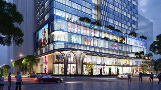 Dự án Tòa nhà văn phòng thương mại